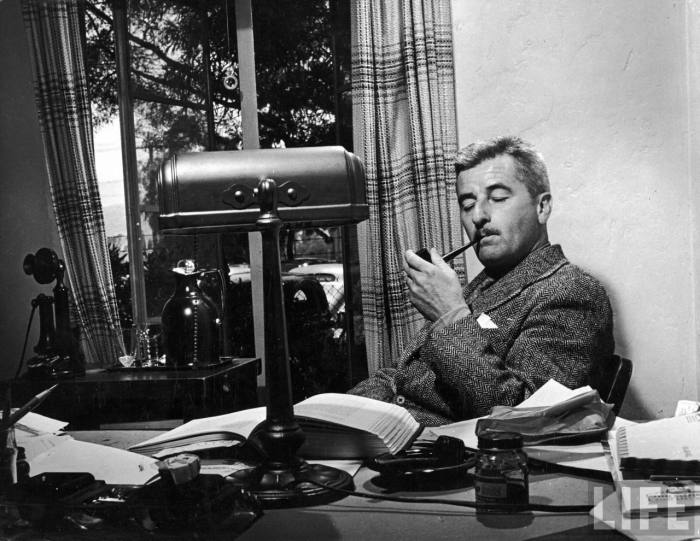 Entrevista a William Faulkner