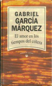El amor en los tiempos del cólera, Gabriel García Márquez