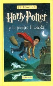 Harry Potter y la piedra filosofal, JK Rowling