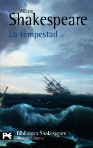 La Tempestad, William Shakespeare