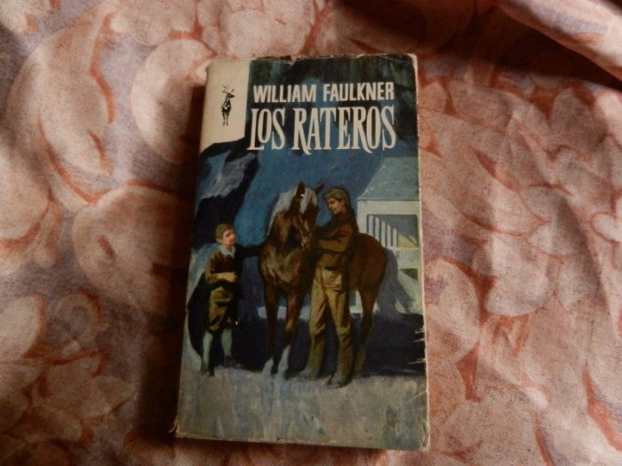 william-faulkner-los-rateros